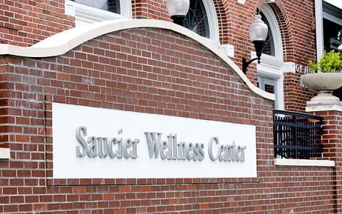 Saucier Wellness Center